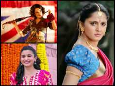 BEST OF 2017: Which Bollywood Actress Owned The Year - Anushka Shetty, Alia Bhatt, Bhumi Or...?