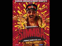 Simmba First Look! Ranveer Singh's New Age Angry Young Cop Has Wackiness Written All Over Him