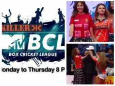 Box Cricket League: FULL ON ENTERTAINMENT! Arshi Khan & Rakhi Sawant Challenged To Seduce Umpire!