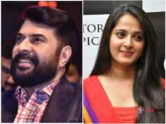 Mammootty And Anushka Shetty To Team Up For A Movie?