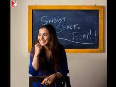 Who Helped Rani Mukerji To Understand Hichki Character?