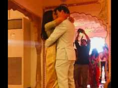 VIRAL PIC! Newly-Weds Shriya Saran & Andrei Koscheev Seal It With A Passionate Kiss
