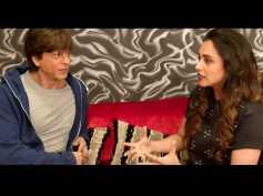 An Emotional Shahrukh Khan Tells Rani Mukerji, His Biggest Hichki Moment Is The Death Of His Parents
