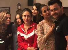 Kareena Kapoor Had A Blast With Karisma Kapoor, Malaika Arora, Amrita Arora & Karan Johar On Easter!