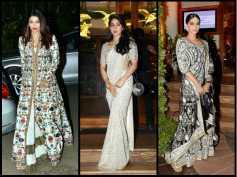 Aishwarya Rai Bachchan, Sonam Kapoor Spotted At A Wedding; Sara Ali Khan Steals Their Thunder [PICS]