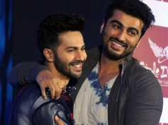 Varun Dhawan: Arjun Kapoor Criticizes My Work Whenever He Gets A Chance!