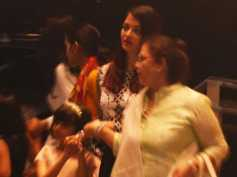 Aishwarya Rai Bachchan Celebrates Mom Vrinda Rai's Birthday With Aaradhya; Spotted On A Dinner Date