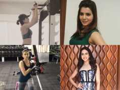 Video Alert! Samantha Akkineni And Rakul Preet Take The Fitness Challenge