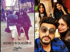 Pre-Birthday Special! Kareena Kapoor Meets Sonam Kapoor In London