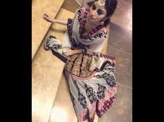 Naagin Actress Mouni Roy Shares A Pic In Lehenga; Fans Worried As She Looks Anorexic & Malnourished