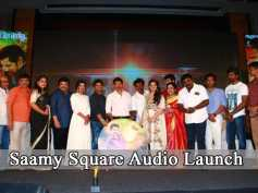 Saamy Square Audio Launch: Vikram, Aishwarya And Keerthy Make An Awesome Trio At The Event!