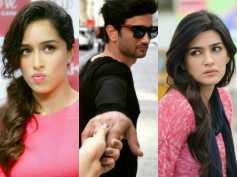 Catfight Brewing Between Kriti Sanon & Shraddha Kapoor! Sushant Singh Rajput To Be Blamed?