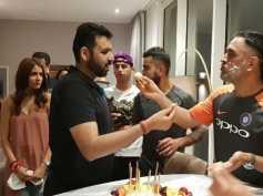 Virat Kohli-Anushka Sharma Were A Part Of MS Dhoni's BirthdayBash & The Pics Are VIRAL!