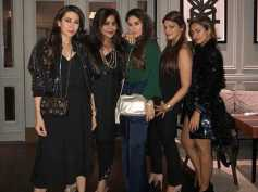 Kareena Kapoor, Karisma Kapoor, Amrita Arora & Friends Have Fun In Dubai! View Pictures