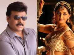 Anushka Shetty To Star Opposite Chiranjeevi In His Film With Koratala Siva?