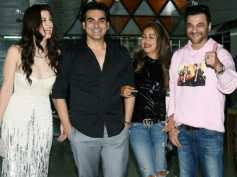 Arbaaz Khan Introduces His Girlfriend Giorgia Andriani To Ex Sister-in-law Amrita Arora!