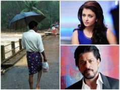Kerala Floods: Shahrukh Khan, Aishwarya Rai, Hrithik Roshan & Big B Urge Fans To Donate For A Cause
