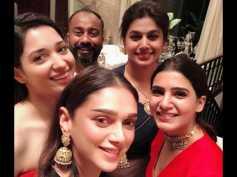 Tamannaah, Samantha, Amala And Aditi Rao Hydari Bond At A Party; Inside Photos
