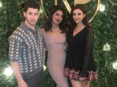 Parineeti's Hilarious Comment About Her Stealing Nick's Shoes During PeeCee-Nick Wedding
