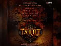Karan Johar Announces Takht With Ranveer Singh, Kareena Kapoor Khan, Alia Bhatt, Janhvi Kapoor!