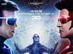 2.0 Teaser Smashes Records All Over; The Audience Can't Wait For The Trailer & Movie Release