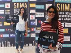 SIIMA 2018: Shriya Saran, Keerthy Suresh And Others Arrive In Dubai For The Event; View Pics
