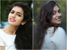 Priya Prakash Varrier Disappointed That Trolls Are Connecting Her With Nazriya Nazim's Comeback!