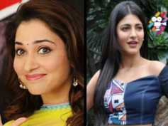 When Tamannaah Spoke About Her 'Lip-lock With Shruti Haasan