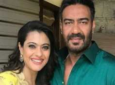 Ajay Devgn Shares Kajol's Mobile Number On Twitter, Asks Fans To Message Her On WhatsApp!