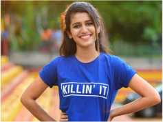 Priya Prakash Varrier's First Film To Hit The Theatres Will Be This Upcoming Malayalam Movie?
