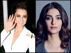 Sonam Kapoor Reacts To Kangana Ranaut's Explosive Outburst; Fans THRASH Her Calling Her A Hypocrite