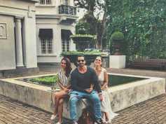 Kim Sharma & Boyfriend Harshvardhan Rane Holiday In Sri Lanka! View Pictures