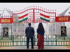 Bharat First Look: Salman Khan & Katrina Kaif  Are Standing At Wagah Border & Making Us Curious!