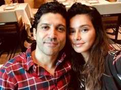 Farhan Akhtar 'Bumps Into' His Alleged Girlfriend Shibani Dandekar For A Dinner Date! View Picture
