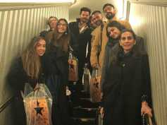 Sonam Kapoor Celebrates Diwali With Hubby Anand Ahuja & Dad Anil Kapoor In London! View Pics