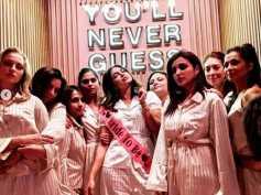 Priyanka Chopra Throws A Pyjama Bachelorette Party! View Pictures