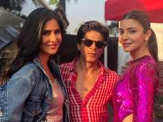 Why Did Katrina Kaif CRIED When She Read Anushka Sharma's Role In Zero? Watch Video