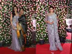 Kapil-Ginni Reception: Rekha, Kriti Sanon, Raveena Tandon And Others Grace The Occasion