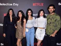 Pics: Janhvi, Khushi, Shanaya, Sanya, Fatima Others Attend Netflix Series Selection Day Screening!
