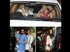Bollywood Christmas Parties: Kapoor Family Christmas Brunch; Zoya Akhtar Christmas Party