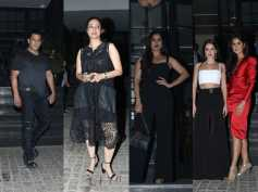 Katrina Kaif, Isabelle Kaif, Salman Khan & Others Snapped At The Same Club!