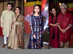 Vidya Balan, Aditi Hydari, Shabana Azmi Don Ethnic Best To Event Celebrating Late Poet Kaifi Azmi