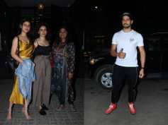 Fatima Sana Shaikh Celebrates BDay With Girl Squad; Sidharth Malhotra Snapped Looking Like A Hunk