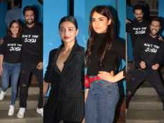 Uri Success Party: Vicky Kaushal & Yami Gautam Wear 'Hows The Josh? Sweatshirts!
