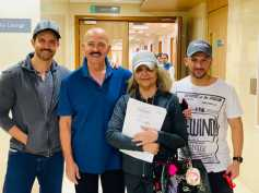 Rakesh Roshan Gets Discharged From Hospital Post Cancer Surgery; Hrithik Shares First Photos!