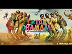 Total Dhamaal Second Poster: Ajay, Anil, Madhuri & Others Promise Never-Ending Fun!