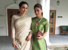 Karisma Kapoor Sat Down With Her Sister Kareena Kapoor & Said The Sweetest Thing Ever! Details