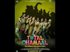 Total Dhamaal First Poster: Ajay, Anil, Madhuri, Arshad Get Ready For The Wildest Adventure Ever!