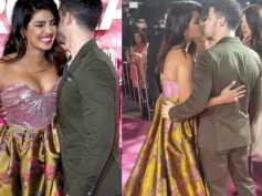 Isn't It Romantic Premiere: Priyanka Chopra- Nick Jonas Share A Kiss, Check Their PDA-Filled Pics!