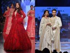 Pics! Malaika Arora, Shweta Nanda, Karan Johar & Other Celebs Look FABULOUS On The Ramp